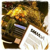 Photo taken at Santa Monica Museum of Art by Steven S. on 2/18/2012