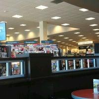 Photo taken at Barnes & Noble by Svetlana on 5/23/2012