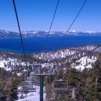Photo taken at Heavenly Mountain Resort by Jerry R. on 3/11/2012