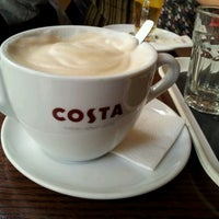 Photo taken at Costa Coffee by Georgi N. on 4/15/2012