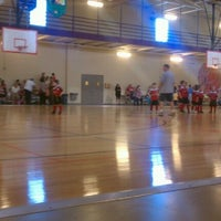 Photo taken at YMCA by brandon s. on 3/31/2012
