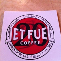 Photo taken at Jetfuel Coffee by Chris S. on 3/31/2012