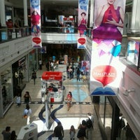 Photo taken at Mall Plaza Vespucio by Camilo P. on 3/31/2012