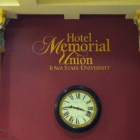 Photo taken at Iowa State Memorial Union by Lea S. on 4/13/2012