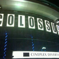 Photo taken at Cinéma Colossus Laval by Boun P. on 7/25/2012