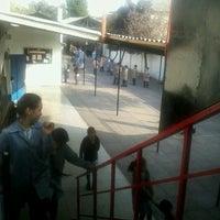 Photo taken at Colegio El Angel by Cintya A. on 5/9/2012