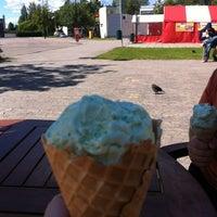 Photo taken at Varkauden Tori by Minna S. on 7/22/2012