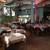 Photo taken at Cafe Restaurant Curiositas by Dimuan on 5/31/2012