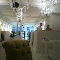 Photo taken at Asanda Aveda Spa Lounge by asanda s. on 5/5/2012