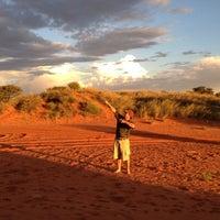 Photo taken at Gondwana Travel Centre by Bernd G. on 3/2/2012
