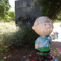 Photo taken at Charles M. Schulz Museum & Research Center by Liz on 5/31/2012