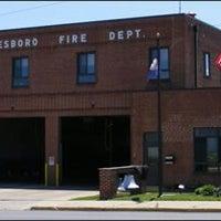 Photo taken at Waynesboro Fire Department by !!¡¡Adidas Girl¡¡!! on 7/27/2012
