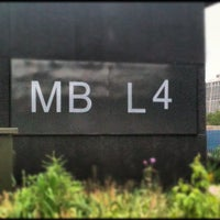 Photo taken at Metrobús Buenavista L4 by Professor S. on 8/10/2012