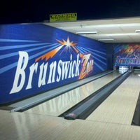 Photo taken at Brunswick Zone Glendale Lanes by PinkMohawk C. on 5/24/2012