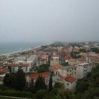 Photo taken at Terrazza di ponente by Riccardo C. on 7/23/2012