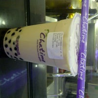 Photo taken at Chatime by Yunita F. on 8/28/2012