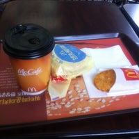 Photo taken at McDonald's by esgrenoble on 8/7/2012