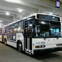 Photo taken at White Plains TransCenter by 0zzzy on 5/11/2012