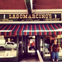 Photo taken at Lagomarcino's Confectionery by Zack B. on 7/8/2012