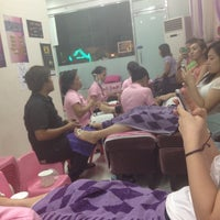 Photo taken at Princess Hour Nail Shop by Catherine J. on 8/20/2012