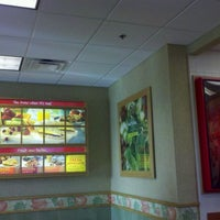 Photo taken at Wendy's by Christopher G. on 3/28/2012
