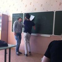 Photo taken at Школа №174 им. И.П. Зорина by 💕Иришка💕 Ж. on 5/4/2012
