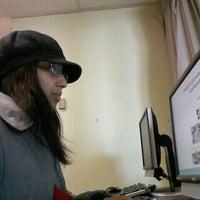 Photo taken at International Centre by Wajeeha S. on 3/21/2012