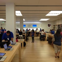 Photo taken at Apple International Plaza by Fred S. on 4/25/2012
