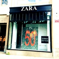 Photo taken at Zara by Ming O. on 6/28/2012