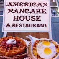 3/24/2012にDavid P.がAmerican Pancake Houseで撮った写真