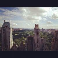 Foto tomada en Le Parker Méridien New York por Toby C. el 6/5/2012