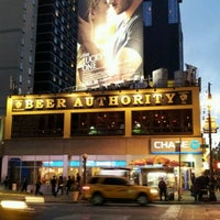 Photo taken at Beer Authority NYC by Jon B. on 4/10/2012