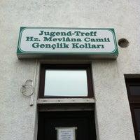 Photo taken at Hz Mevlana Genclik by Burak C. on 5/31/2012