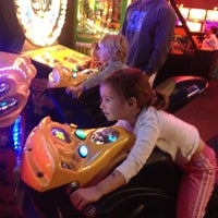 Photo taken at Peter Piper Pizza by Amy D. on 3/20/2012