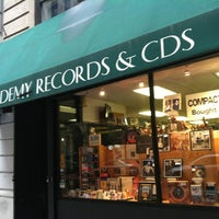 Photo taken at Academy Records & CDs by Duane T. on 7/19/2012