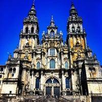 Photo taken at Catedral de Santiago de Compostela by Bernat C. on 6/24/2012