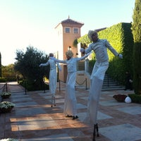 Photo taken at La Quinta de Jarama by Joan L. on 5/23/2012