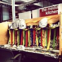 4/13/2012에 Jennifer B.님이 The Media Kitchen에서 찍은 사진