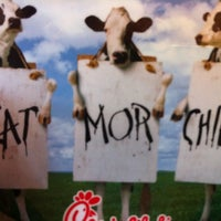 Photo taken at Chick-fil-A by Walt on 6/4/2012