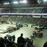 Photo taken at Sears Centre Arena by Bartosz K. on 3/11/2012