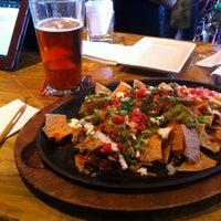 Photo taken at Lazy Dog Restaurant & Bar by Debbie H. on 8/18/2012
