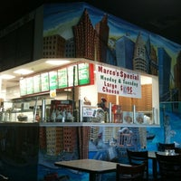 Photo taken at Dominic's Pizza by Mel J. on 8/18/2012
