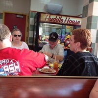 Photo taken at Huddle House by Samuel T. on 5/5/2012