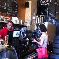 Photo taken at Station Side Cafe by Kay C. on 6/15/2012