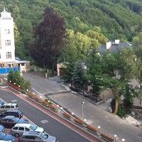 Photo taken at Spa Resort Sanssouci by Настя Д. on 6/23/2012