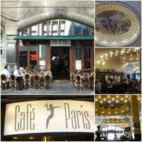 Das Foto wurde bei Café Paris von Sara am 7/8/2012 aufgenommen