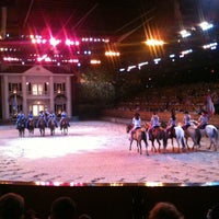 Photo taken at Dixie Stampede by Keith H. on 7/21/2012