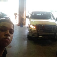 Photo taken at Discount Tire® Store by Mikey R. on 5/29/2012