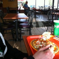 Photo taken at Taco Time by Roz D. on 5/16/2012