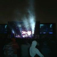 Photo taken at Estadio de la Universidad Nacional Mayor de San Marcos by Jonathan Christhian M. on 5/27/2012